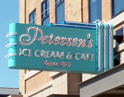 Yet Another New Addition To Downtown Gilbert Petersen S Ice Cream Mouth By Southwest