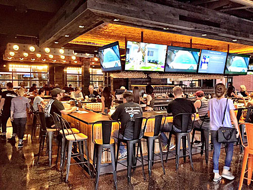 dierks bentley's whiskey row opens 2nd valley location in downtown tempe