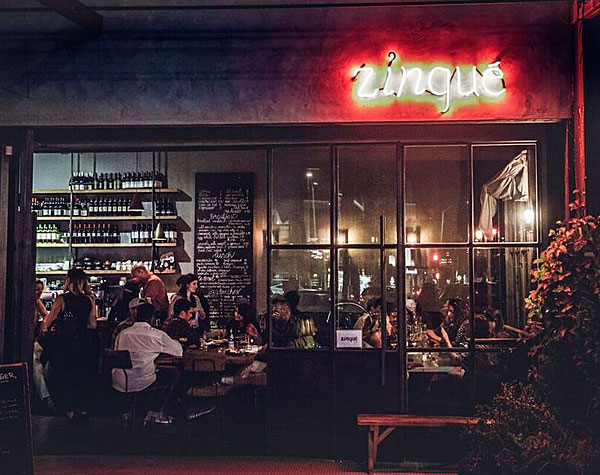European Style Coffee Wine Bar Zinqua C Coming To