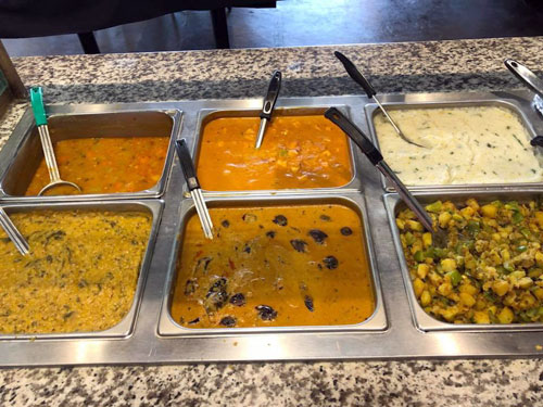 Curry Bowl in south Chandler is now Biryani & Bites