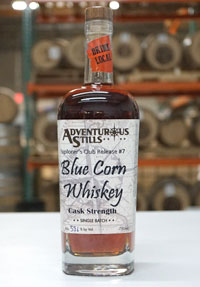 May 18: Explorer's Club blue corn whiskey release at Adventurous Stills in Tempe