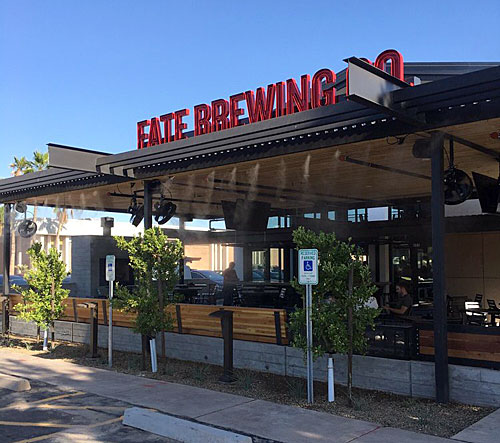 Now open: Fate Brewing in Tempe