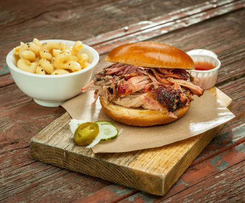 Naked BBQ, one of AZ's best BBQ joints, opens today in Chandler