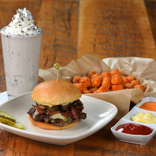 Coming to downtown Chandler: Truland Burgers & Greens