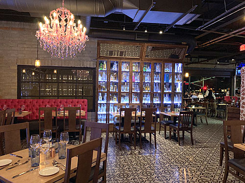 Now Open High End Mexican Restaurant Agave Del Scottsdale