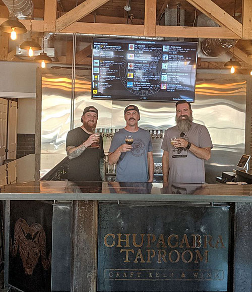 Chupacabra Taproom joins growing craft beer scene in downtown Mesa
