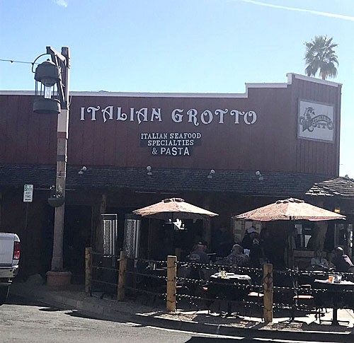 Italian Grotto in Old Town Scottsdale closes after 42 years