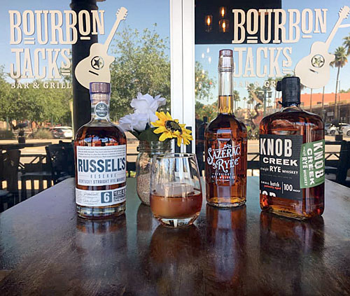 July 17: Whiskey cocktail pairing at Bourbon Jacks in Chandler