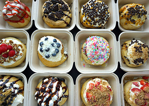Vegan cinnamon roll concept Cinnaholic opens Friday in Gilbert
