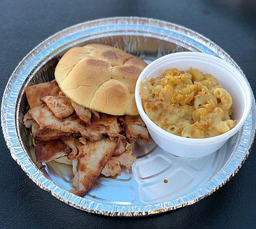 WoodBarn BBQ joins ranks of East Valley food trucks