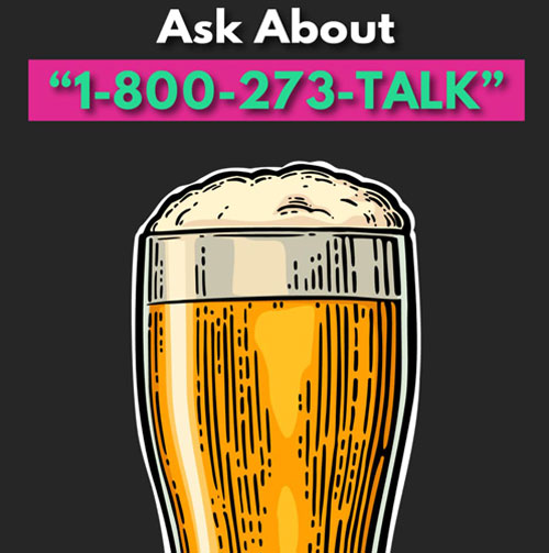 Arizona breweries, bars & restaurants draw attention to suicide hotline today