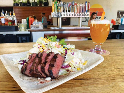 Newly opened Sunbar in downtown Tempe launches organic kitchen