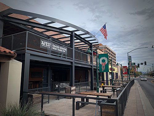12 West Brewing plans Dec. 31 opening in downtown Mesa. We only have to wait three more weeks for the long-planned 12 West Brewing brewpub at its namesake address in downtown Mesa...