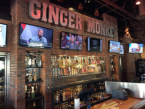 Food Network Show To Make Over Ginger Monkey In Chandler Mouth By Southwest