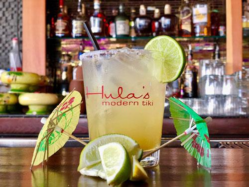 Now open: Hula's Modern Tiki at High Street in northeast Phoenix