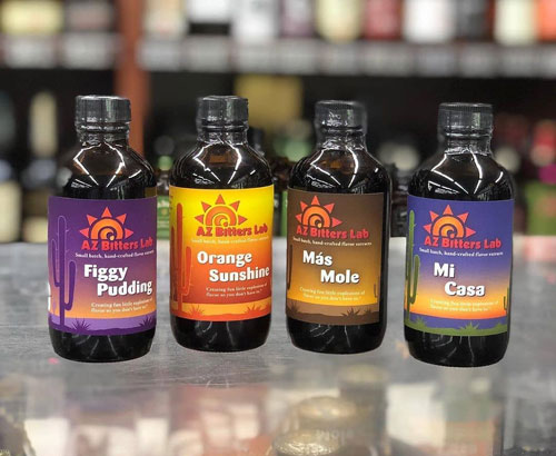 Liquor department reversal forces AZ Bitters Lab to stop production